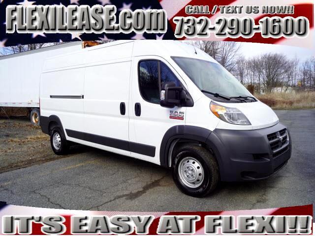 2017 RAM Promaster 2500 High Roof Tradesman 159-in. WB