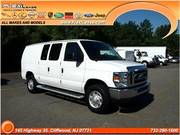 2014 Ford E-Series Van