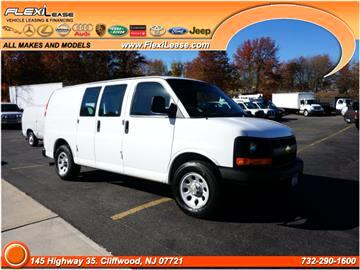 2013 Chevrolet Express Cargo