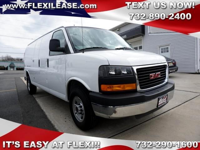 2016 GMC Savana G3500 Cargo Ext