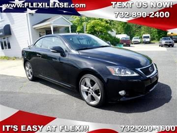 2011 Lexus IS C