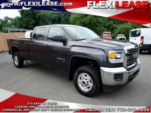 2016 GMC Sierra 2500HD Base Crew Cab 4WD