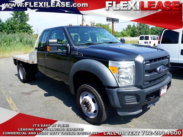 2014 Ford F-550 SuperCab DRW 4WD