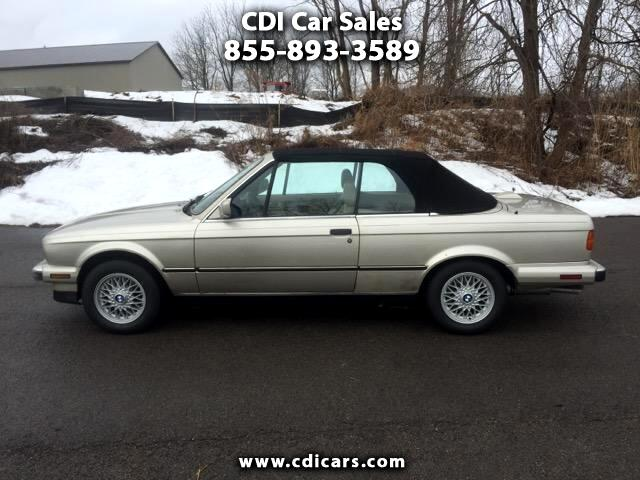 1988 BMW 3-Series 325ic