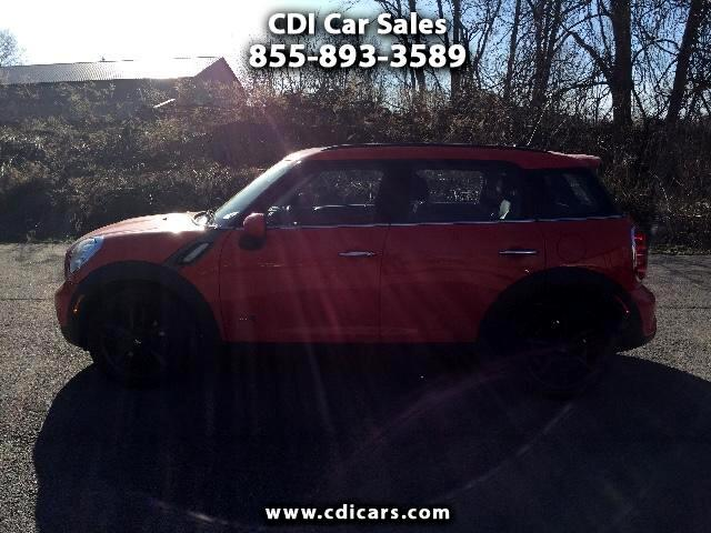 2012 MINI Countryman S ALL4