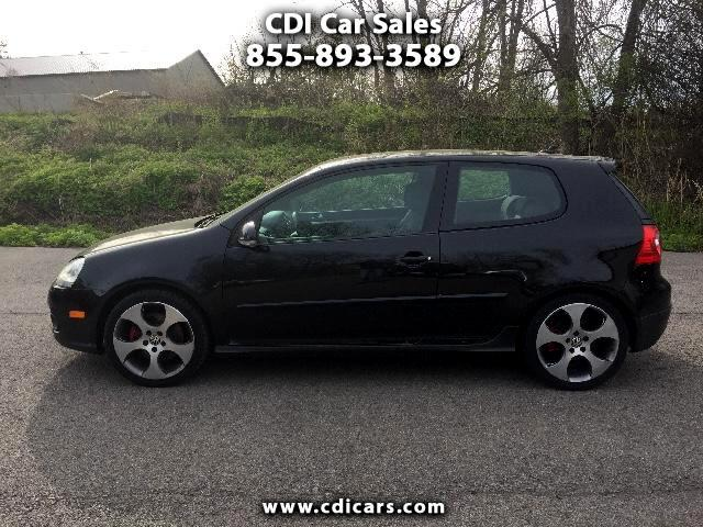 2009 Volkswagen GTI 2.0T Coupe PZEV