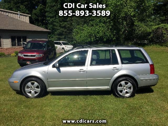 2003 Volkswagen Jetta Wagon GLS TDI