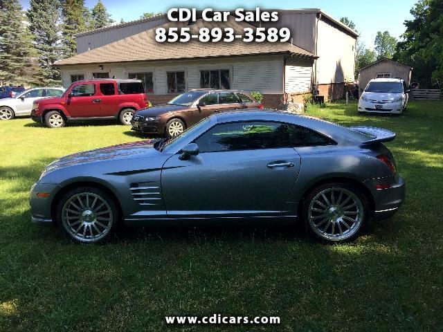 2005 Chrysler Crossfire SRT-6 Coupe