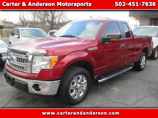 2013 Ford F-150 XLT  Extended Cab 6.5 Bed 2WD