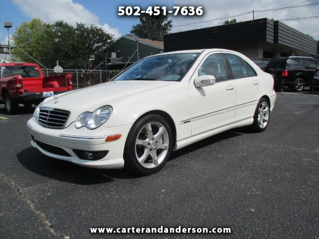 2007 mercedes benz c class for sale in louisville ky for Mercedes benz louisville