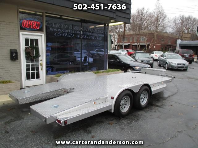 2015 Challenger Flatbed Trailer Car Hauler trailer