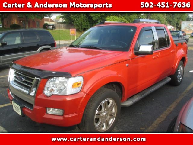 2007 Ford Explorer Sport Trac Limited 4.6L 4WD