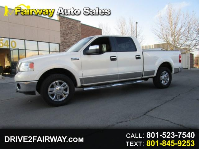 2008 Ford F-150 4WD SuperCrew 145