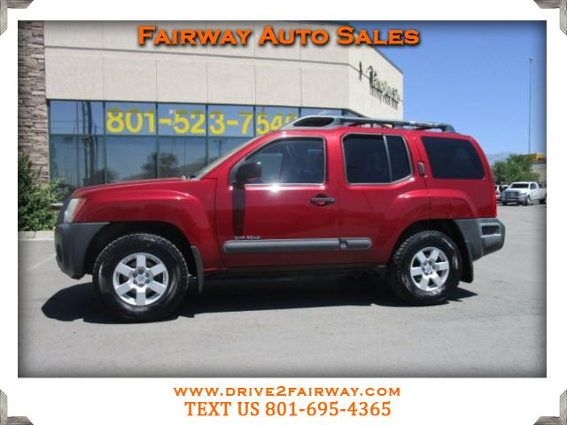 2006 Nissan Xterra Off-Road