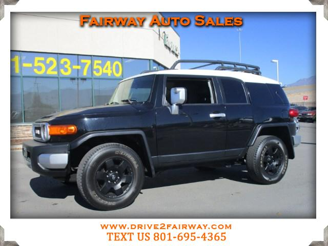 2007 Toyota FJ Cruiser 4WD AT