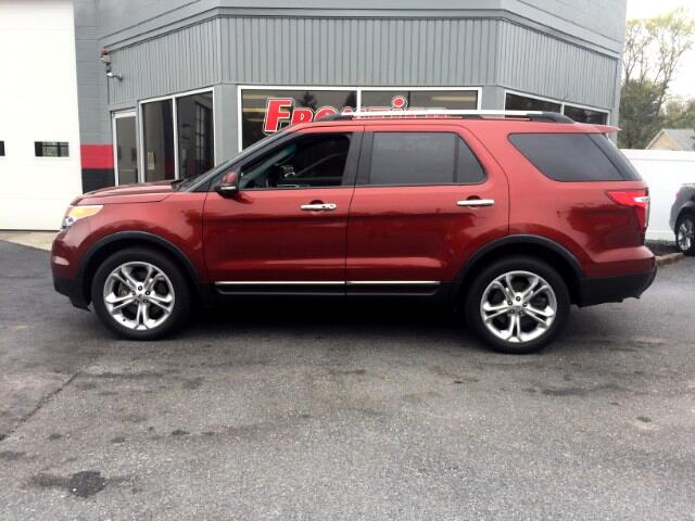 2014 Ford Explorer Limited 4-Door 4WD