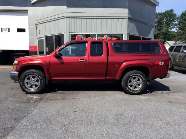 2011 Chevrolet Colorado LS Ext. Cab 4WD