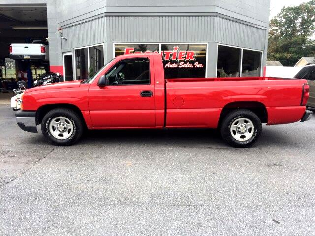 2003 Chevrolet Silverado 1500 Regular Cab Long Bed 2WD