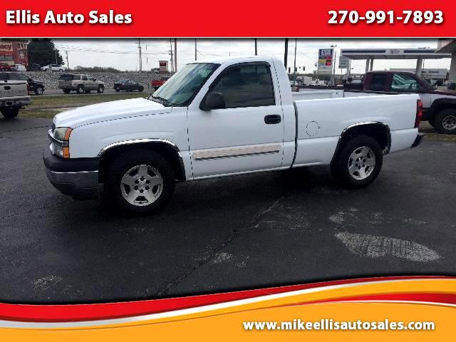 2005 Chevrolet Silverado 1500 LS Short Bed 2WD