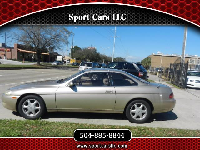 1996 Lexus SC 300/400 SC 300