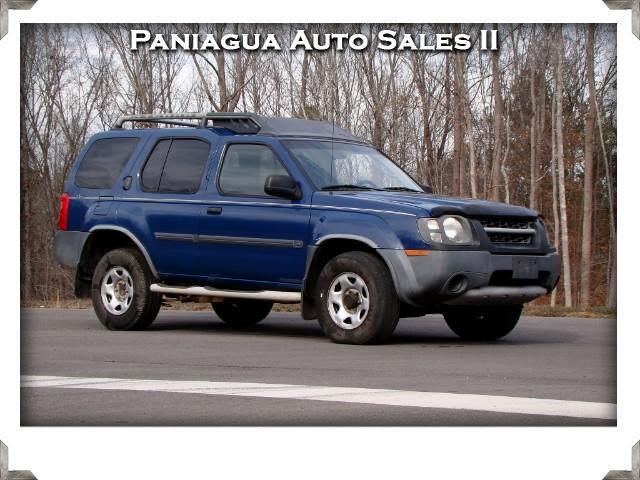 2003 Nissan Xterra XE I4 2WD