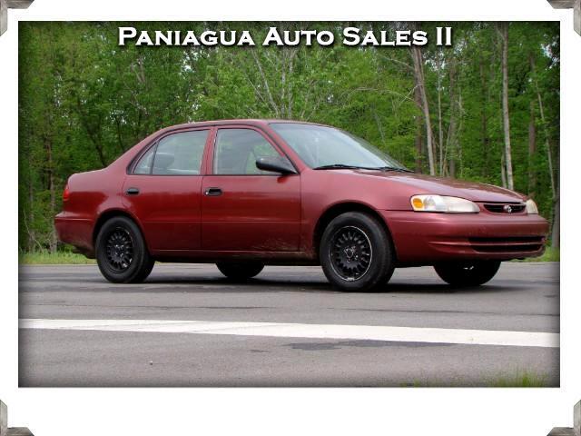 2000 Toyota Corolla LE