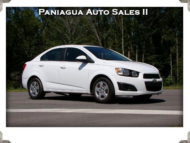2013 Chevrolet Sonic LS Auto Sedan
