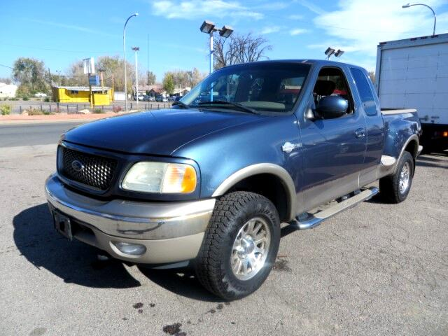 2003 Ford F-150 King Ranch SuperCab Flareside 4WD