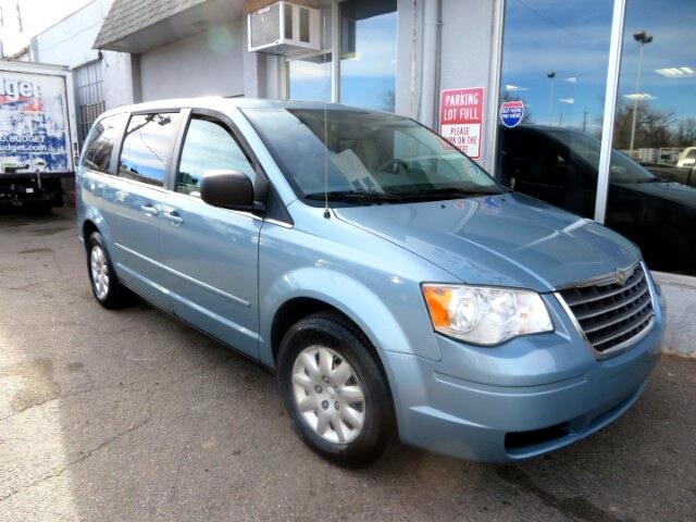 2009 Chrysler TOWN & COU 2889