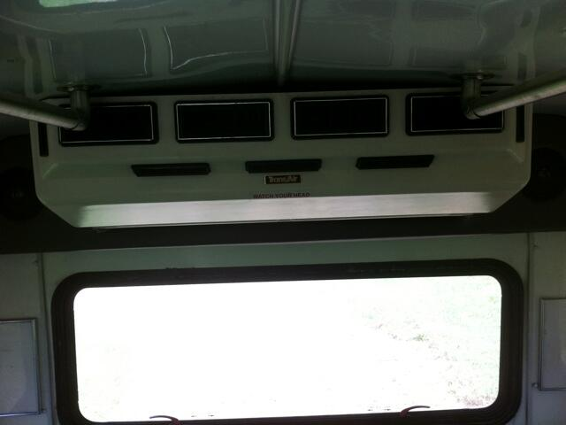 1996 Ford E-350 Window