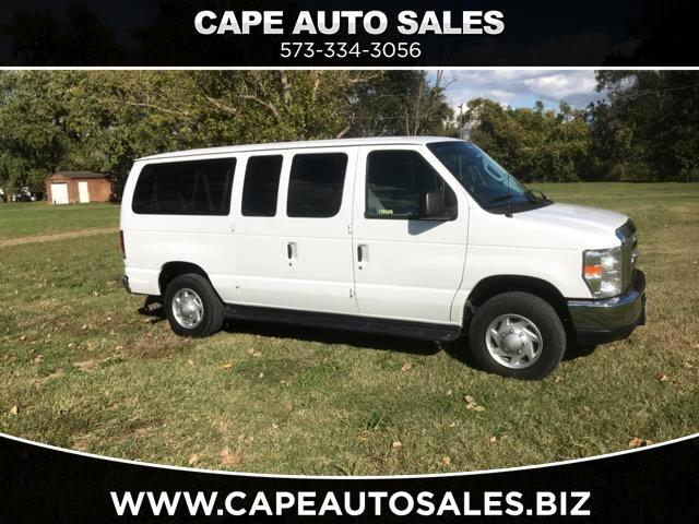 2014 Ford Econoline E-350 XLT Super Duty