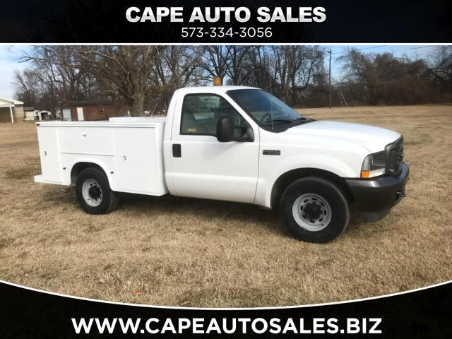 2004 Ford F-250 SD XL 2WD