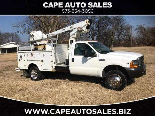 2000 Ford F-450 SD Regular Cab 2WD DRW