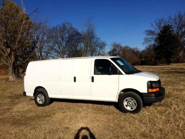 used 2008 chevrolet express 3500 extended cargo for sale in st louis mo 63101 cape auto sales. Black Bedroom Furniture Sets. Home Design Ideas