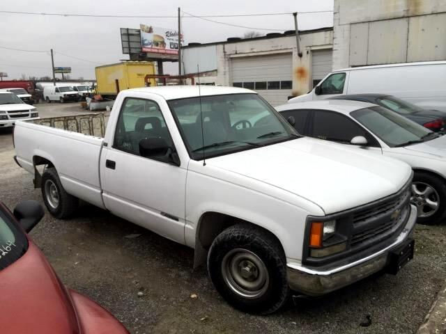 1994 Chevrolet C/K 1500 Reg. Cab 8-ft. Bed 2WD