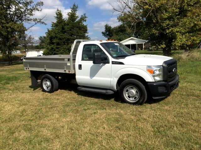 2011 Ford F-350 SD XL Reg. Cab 2WD