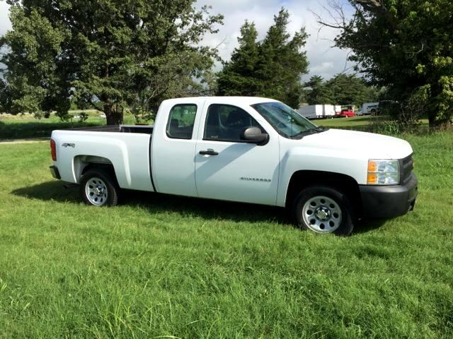 2012 Chevrolet Silverado 1500 LS Ext. Cab Short Bed 4WD