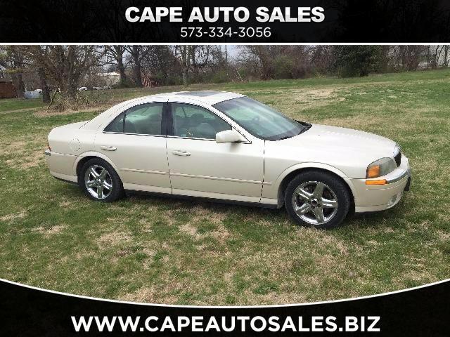 2002 Lincoln LS V6 Premium