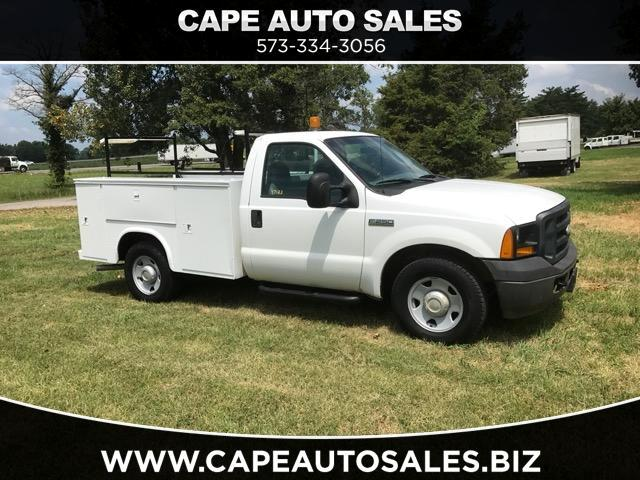 2007 Ford F-250 SD XL 2WD