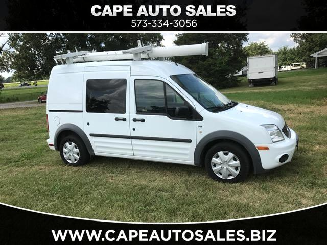 2013 Ford Transit Connect XLT without Rear Door Glass