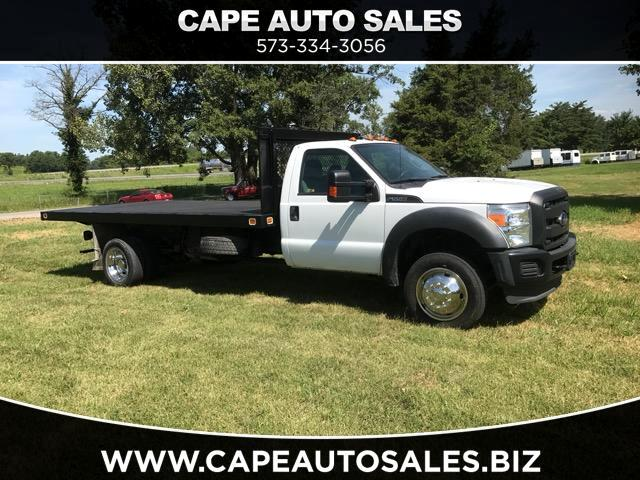 2013 Ford F-550 Regular Cab DRW 2WD