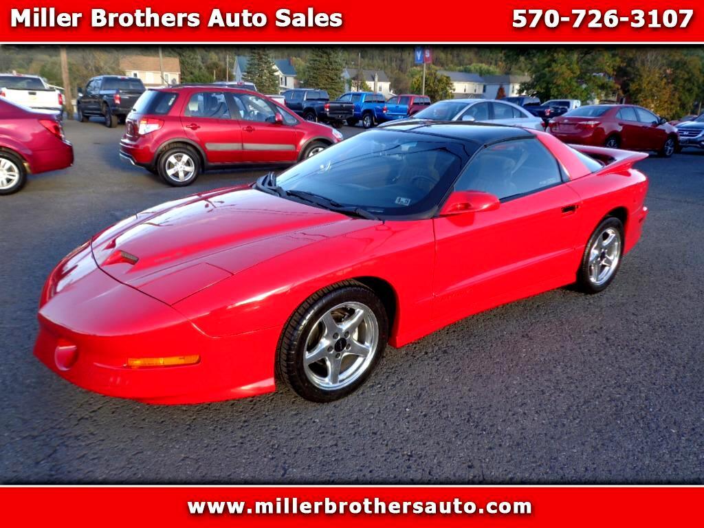 1997 Pontiac Firebird Formula Coupe