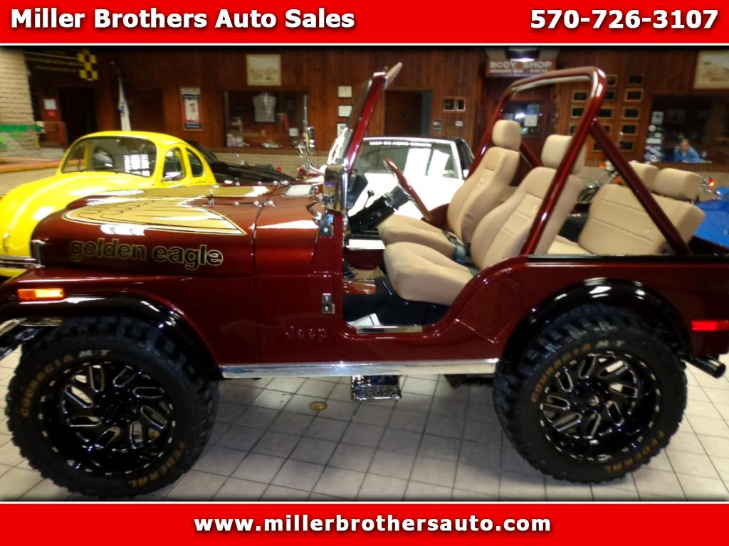 1979 Jeep CJ-5 Base