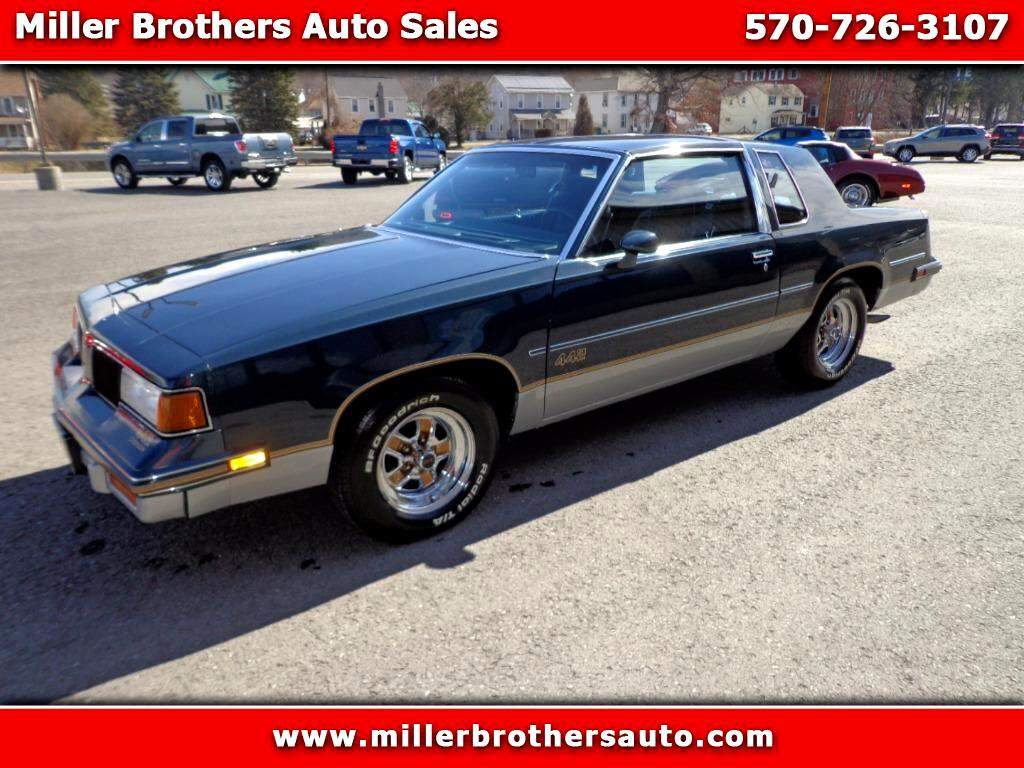 1987 Oldsmobile Cutlass Supreme 442