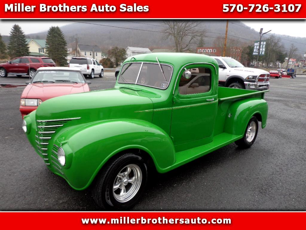 1939 Plymouth PT