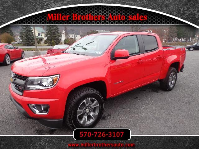2016 chevrolet colorado for sale in mill hall pa 17751 miller brothers. Cars Review. Best American Auto & Cars Review