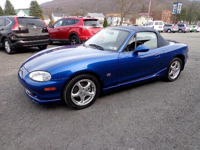 1999 Mazda MX-5 Miata 10th Anniversary Edition
