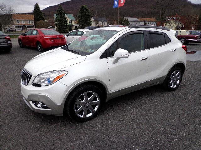 2014 Buick Encore Premium AWD