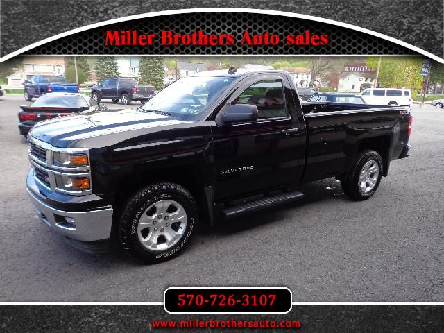 2014 Chevrolet Silverado 1500 2LT Regular Cab Long Box 4WD