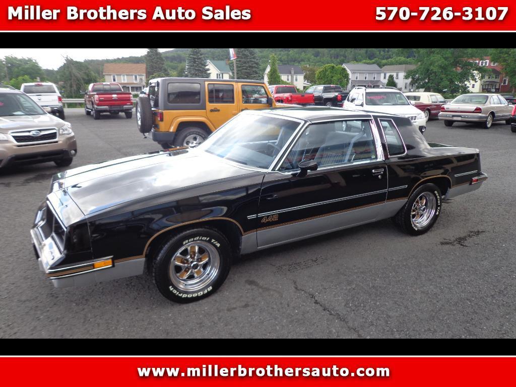 1986 Oldsmobile Cutlass Salon 442